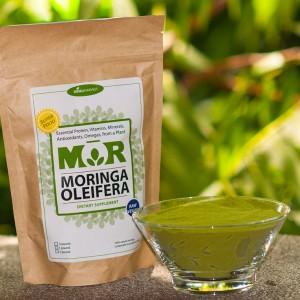 Organic Moringa 1/2 pound bag